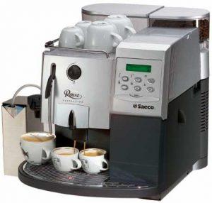 Saeco Royal Cappuccino új típus