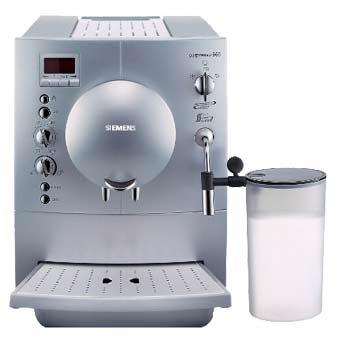 Siemens-Surpresso-S65-kávégép-kávéfőző