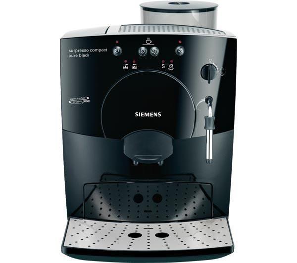 Siemens Surpresso Compact Pure Black