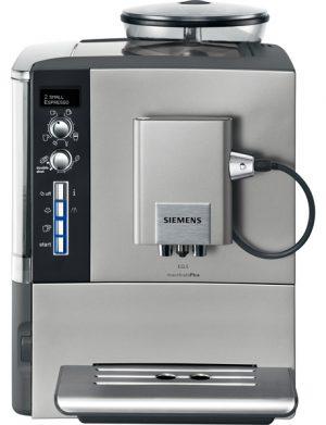 Siemens EQ.5 Machiato Plus ezüst